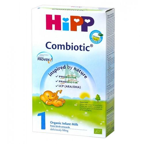 HIPP COMBIOTIC 1 LATTE POLV 600G