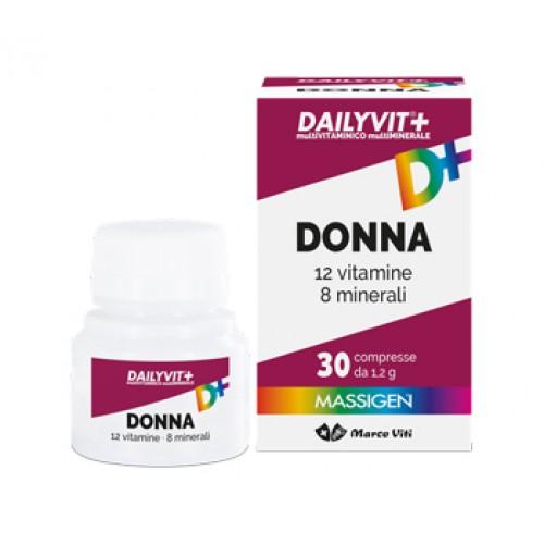 DAILYVIT+ DONNA 30CPR